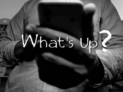 What's Up?